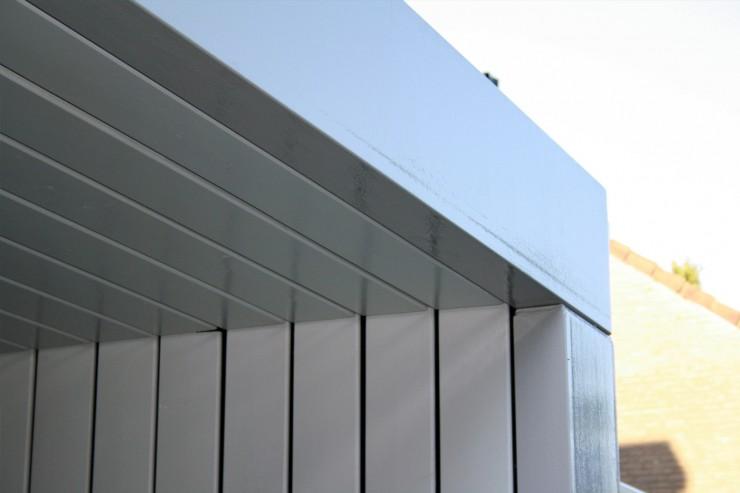 Verbouwing Woonhuis XZ - Leefkeuken Tuinpaviljoen - Architect Ir Rolf Moors Eindhoven - 03