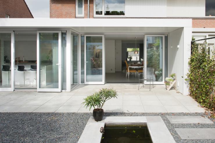 Verbouwing Woonhuis XZ Architect Ir Rolf Moors Eindhoven 001