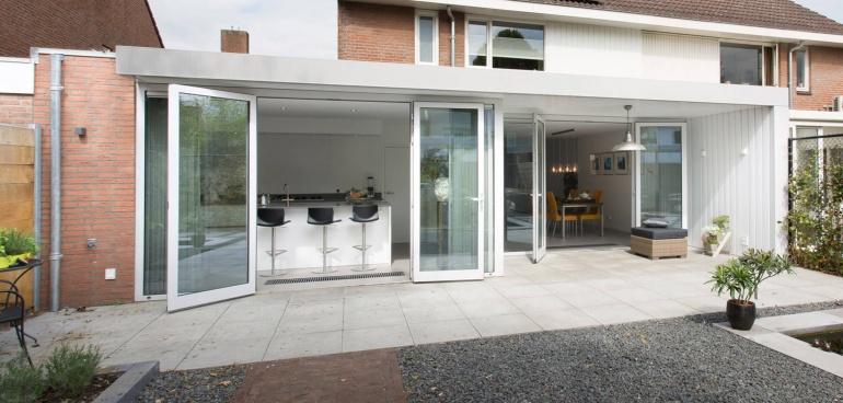 Modern Verbouwen Woonhuis Veldhoven Architect Eindhoven