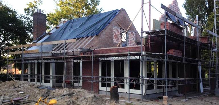 Verbouwen Vernieuwen Vergroten Woonhuis Sint Oedenrode
