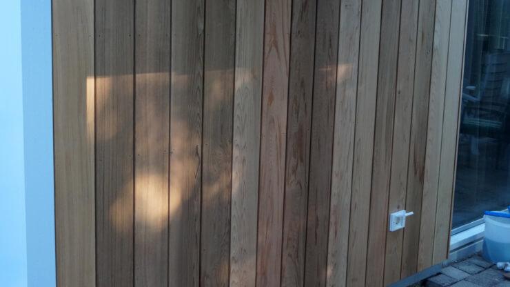 architect rolf moors houten gevel
