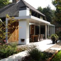 Architect Rolf Moors Eindhoven - Verbouwing woonhuis Heeze-Leende